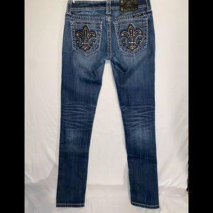 Miss Me Skinny Jeans Size 25